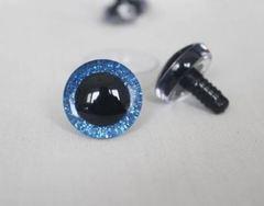 глазки-с-искоркой-16-мм-тёмно-синий