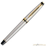 Перьевая ручка Waterman Expert 3 Stainless Steel (S0951940)
