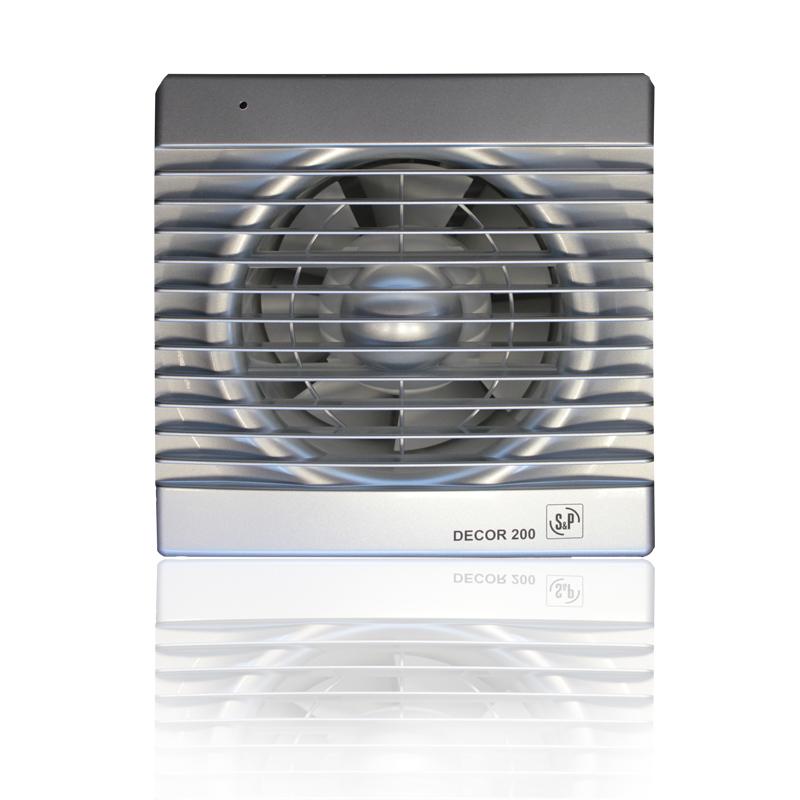 Decor/EDM Накладной вентилятор Soler&Palau Decor 200C SILVER 602ec307356304acaf9b607760d1cf3d.jpeg