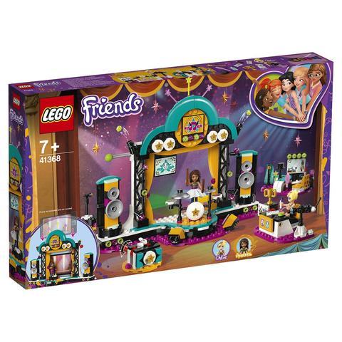 LEGO Friends: Шоу талантов 41368 — Andrea's Talent Show — Лего Френдз Друзья Подружки