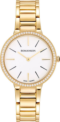 Наручные часы Romanson TM6A08QLG(WH)