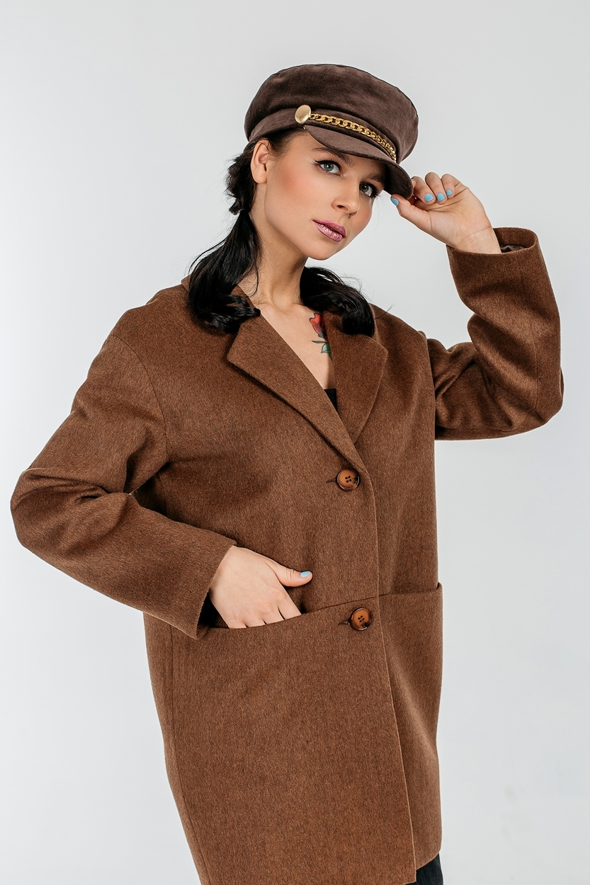 Пальто-пиджак