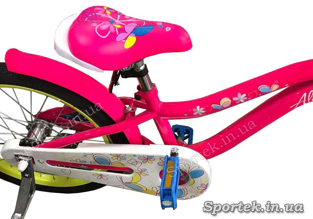 Седло велосипеда Formula Alicia