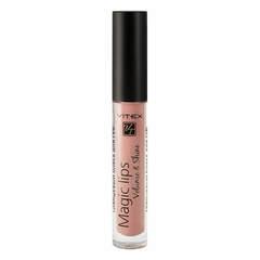 Глянцевый блеск для губ VITEX Magic Lips, тон 805 Pink Sunset