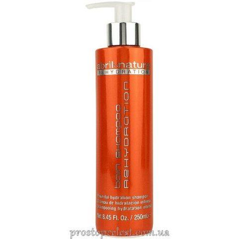 Abril et Nature Rehydration Bain Shampoo – Увлажняющий шампунь