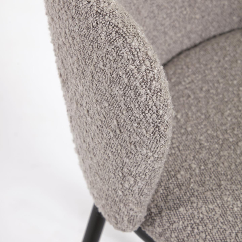 Барный стул Ciselia серый - вид 6