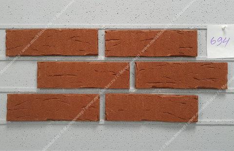 Feldhaus Klinker - R694NF14, Sintra Carmesi, 240x14x71 - Клинкерная плитка для фасада и внутренней отделки