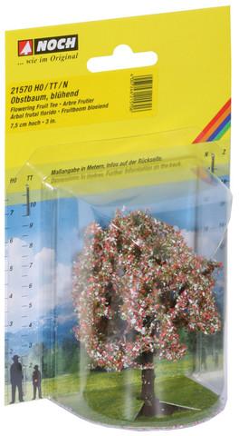 Дерево фруктовое цветущее, (7,5 см)