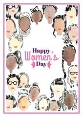 Açıqca (Открытки) Happy Womans Day