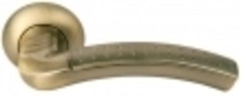 Ручка дверная MH-02P MAB/AB