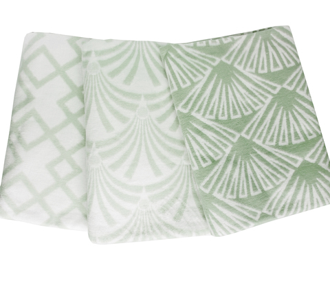 Одеяло байковое Микс травяной