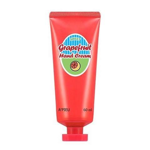 A'PIEU Крем для рук Grapefruit Hand Cream, 60 мл