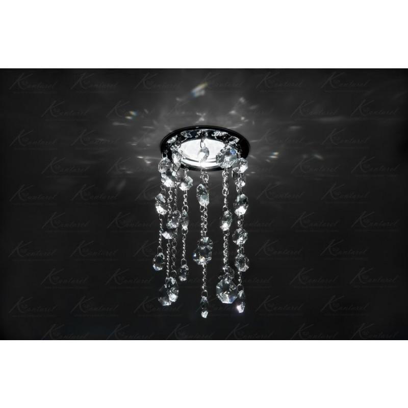 Встраиваемый светильник Kantarel Dangle CD 036.2.1/1ab