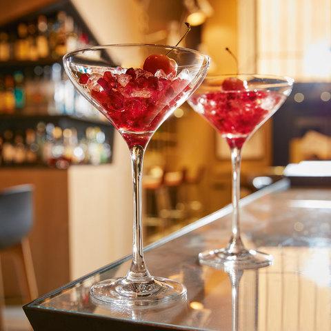 Набор из 6-и бокалов для коктейлей 210 мл, артикул L3678. Серия Cocktail