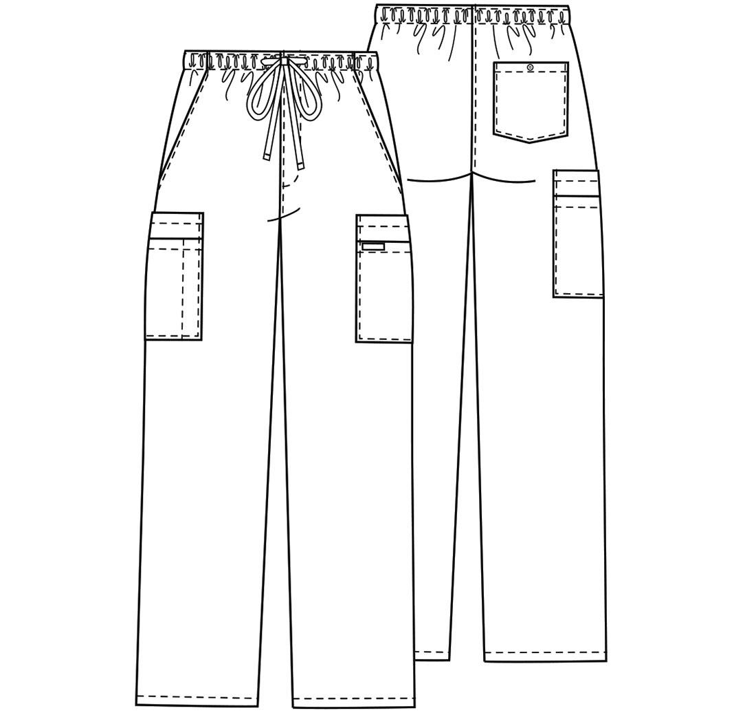 Брюки мужские Cherokee Workwear
