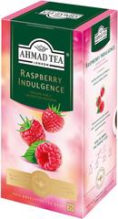 Чай черный Ahmad Tea Малиновое лакомство 25*1,5г