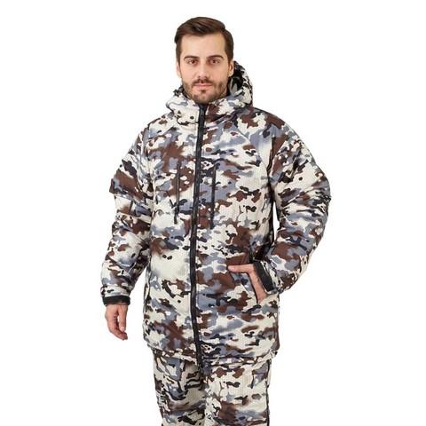 Утепленный костюм с подогревом Redlaika