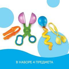 Развивающая игрушка Маленькие ручки набор для развития мелкой моторики (4 элемента) Learning Resources, арт. LER5558