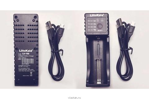 Зарядное устройство Liitokala lii 100