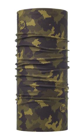 Многофункциональная бандана-труба Buff Hunter Military фото 1