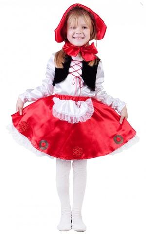 Костюм Красная шапочка детский 2