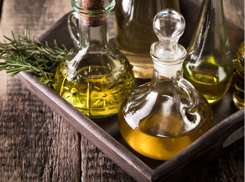 Масло оливковое нераф. с орегано 250 мл. Греция