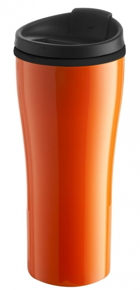Maybole Travel Mug, orange