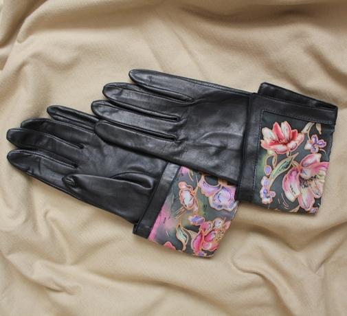 Перчатки Голландкий Букет роз PR-1