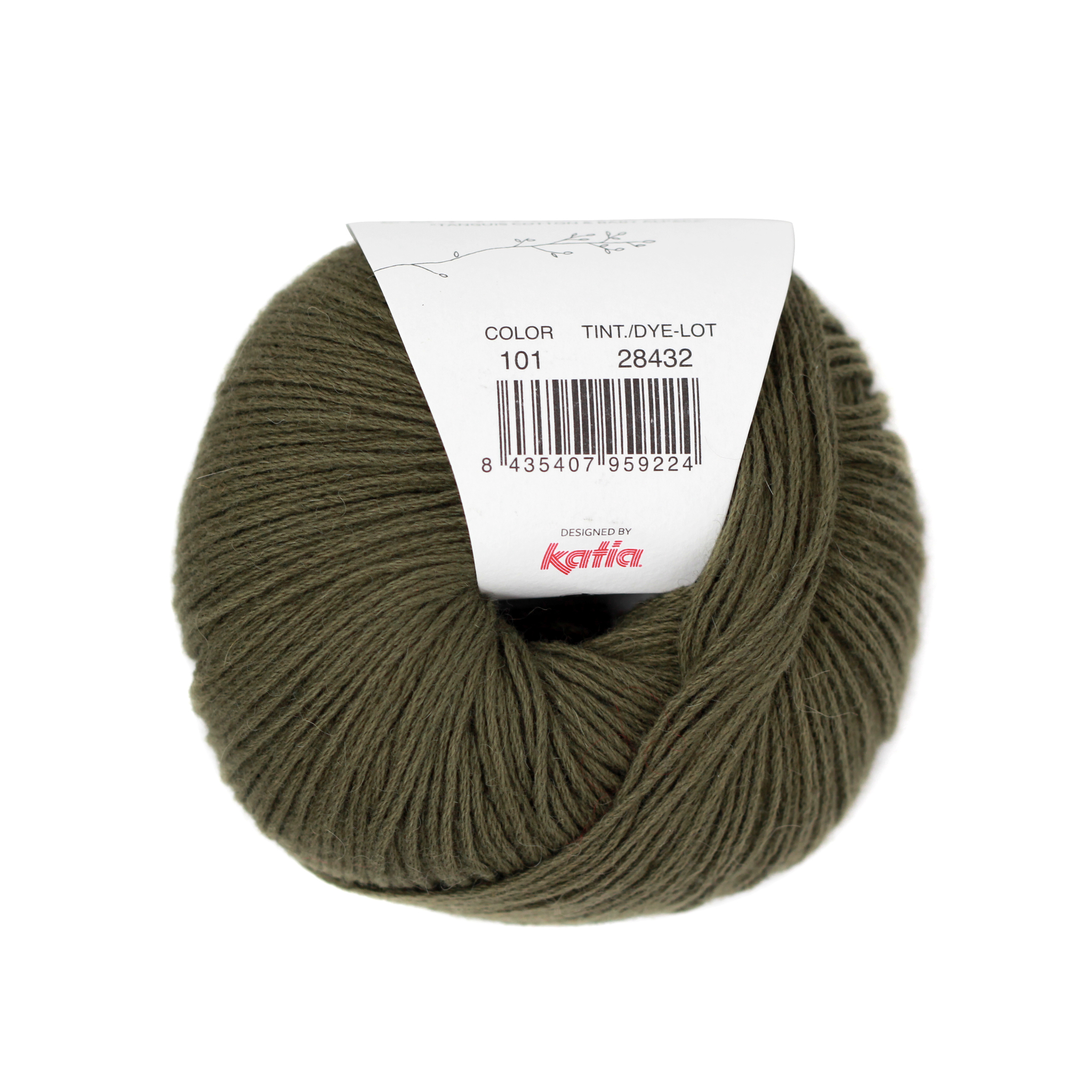 Katia Concept Cotton-Alpaca - 101