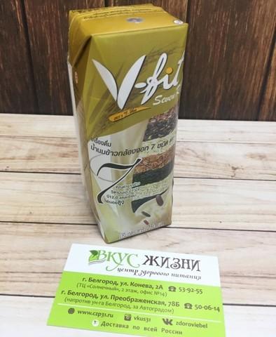 Рисовое молоко 7злаков V-FIT, 250мл