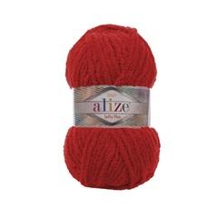 Пряжа Alize Softy Plus цвет 056