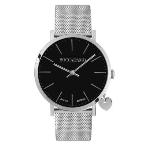 Часы Mya Silver Black MY016 BW/S