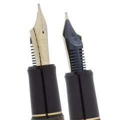 Перьевая ручка Custom 823 (янтарный цвет, перо Fine)
