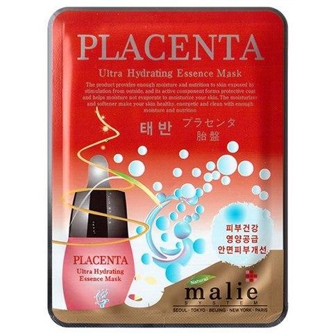 Маска тканевая для лица Malie с плацентой