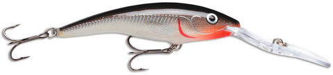 Воблер RAPALA Deep Tail Dancer 9 см,13 г, цвет S