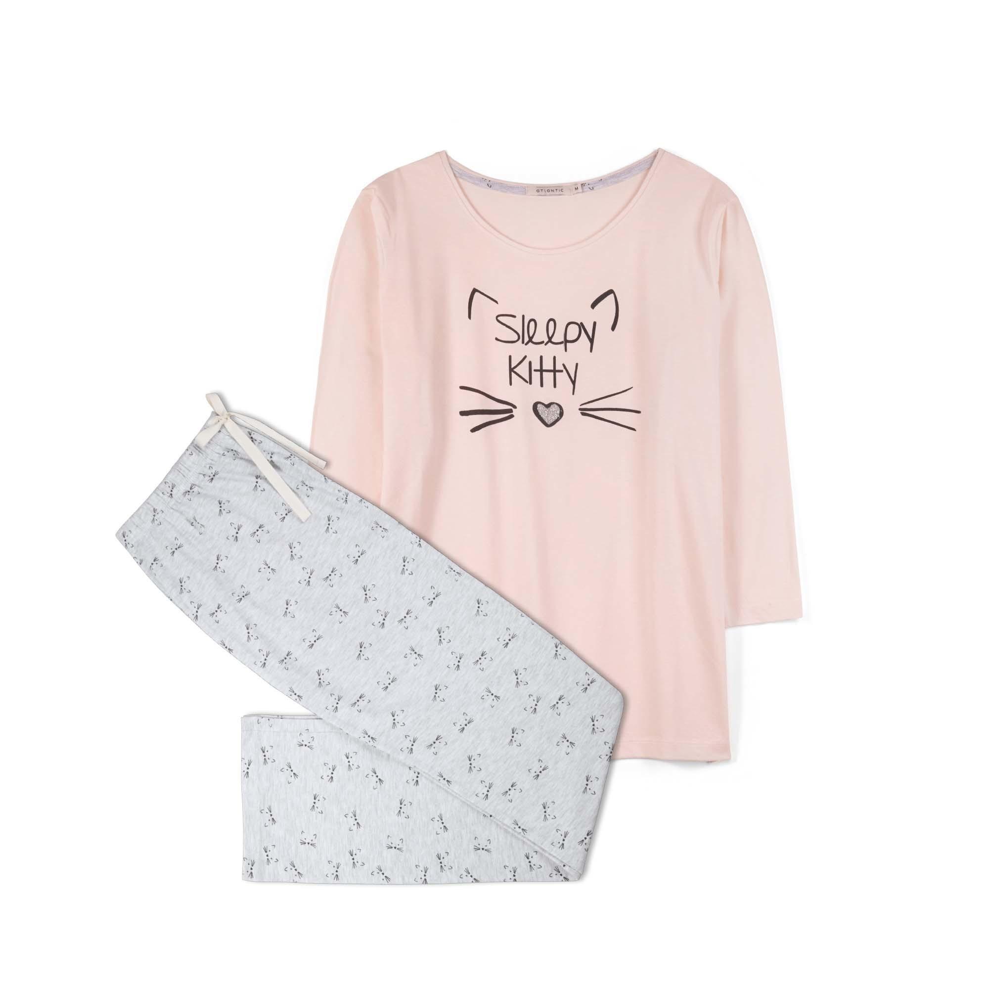 Пижама женская с брюками NLP-451