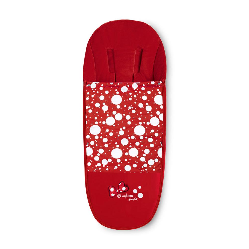 Jeremy Scott Теплый конверт в коляску Cybex Priam Footmuff JS Petticoat cybex-footmoof-petticoat.jpg