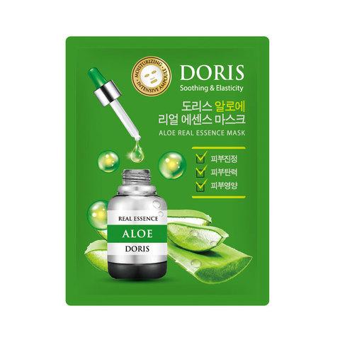 Тканевая маска для лица с экстрактом алоэ Doris