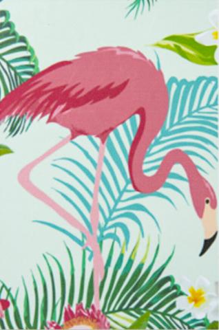 Алмазная Мозаика 20x30 Фламинго (арт. JS20563)