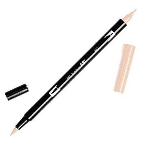 Маркер с двумя наконечниками Tombow Dual Brush Marker- Цвет 942 Tan