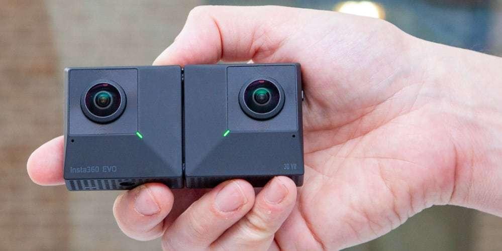 Камера панорамная Insta360 EVO 3D/2D Convertible 360/180° VR Camera