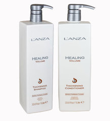 Healing Volume Thickening шампунь + кондиционер 1000 мл