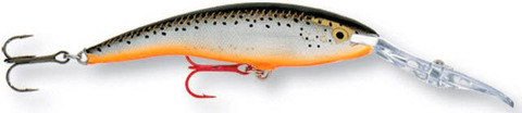 Воблер RAPALA Deep Tail Dancer 9 см,13 г, цвет SF