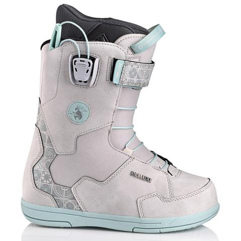 Ботинки для сноуборда ж DEELUXE ID LARA LTD Grey Mosaic