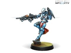 Crusader (вооружен MULTI Rifle + Light Flamethrower)