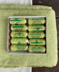 Нитки Dor Tak 707, желто-зеленый