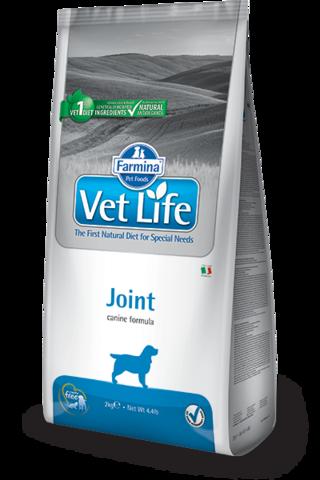 Сухой ветеринарный корм Farmina Vet Life Dog Joint