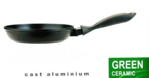 Cковорода 26cm Green ceramic