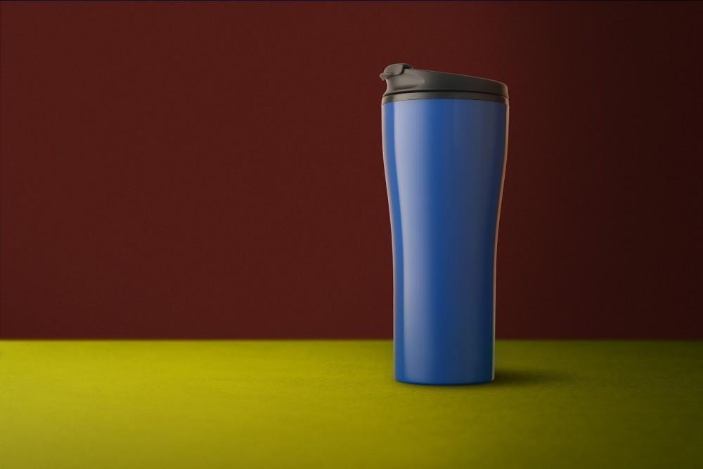 Maybole Travel Mug, blue