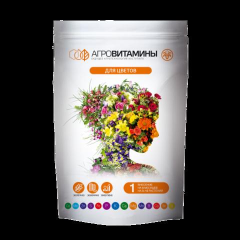 Удобрение Агровитамины AVA (АВА) для цветов